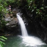 Cisco's waterfall