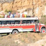 Loaded bus