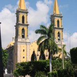 Mazatlan Church