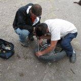 Repair job