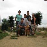 Ecuador family