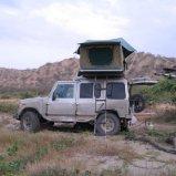 Peru Camping