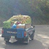 Truck in El Salvador