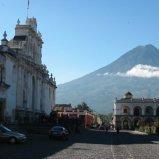 Antigua volcano