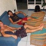 Relaxing in Jaco