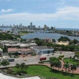 Cartagena inlet